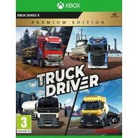 Truck Driver - Premium Edition - Xbox Series X