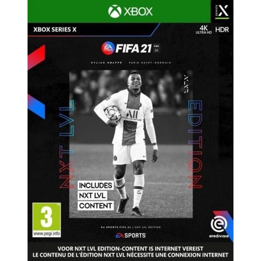 FIFA 21 - NXT LVL Edition - Xbox Series X