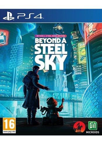 Beyond a Steel Sky - Beyond a Steelbook Edition - Playstation 4