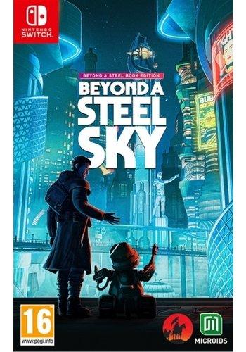 Beyond a Steel Sky - Beyond a Steelbook Edition - Nintendo Switch