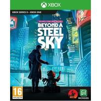 Beyond a Steel Sky - Beyond a Steelbook Edition - Xbox Series X