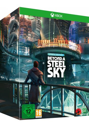 Beyond a Steel Sky - Utopia Edition - Xbox Series X