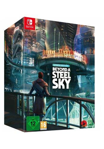 Beyond a Steel Sky - Utopia Edition - Nintendo Switch