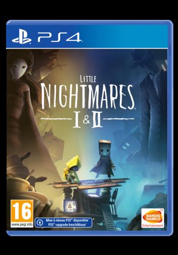 Little Nightmares I & II Bundle - Playstation 4