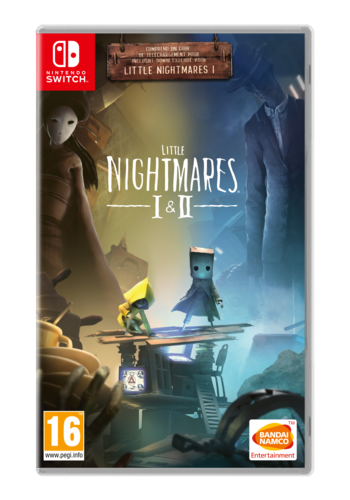 Little Nightmares I & II Bundle - Nintendo Switch