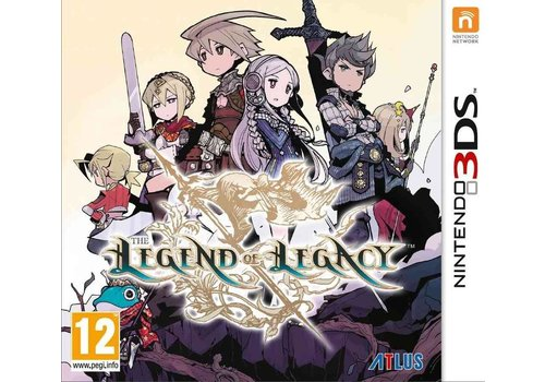 The Legend of Legacy - Nintendo 3DS