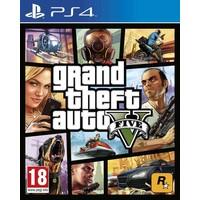 Grand Theft Auto V (GTA 5) - Playstation 4