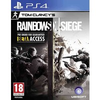 Rainbow Six: Siege - Playstation 4