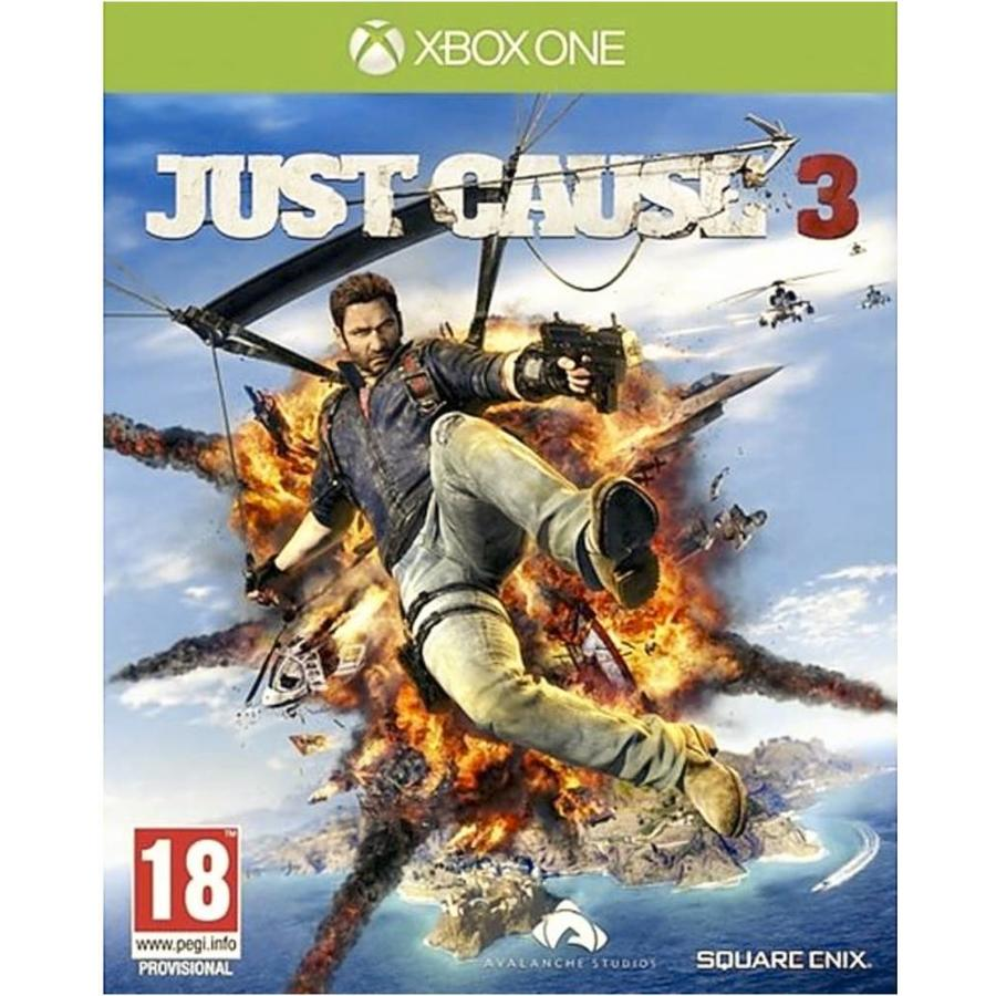 Just Cause 3 Day One Edition - Xbox One