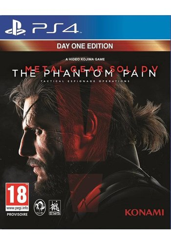 Metal Gear Solid V: The Phantom Pain - Playstation 4