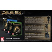 Deus Ex: Mankind Divided Day One Edition - Xbox One