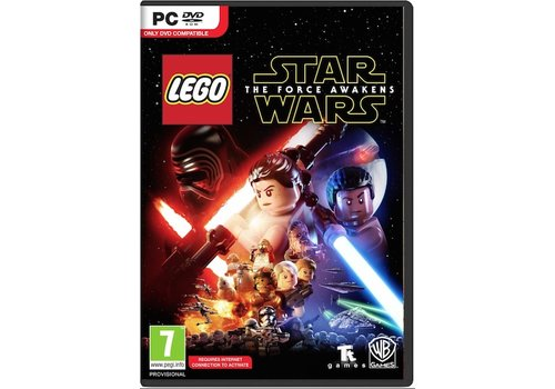 LEGO Star Wars: The Force Awakens - PC