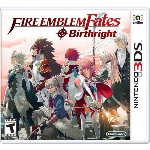 Fire Emblem Fates: Birthright - Nintendo 3DS