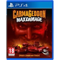 Carmageddon: Max Damage - Playstation 4