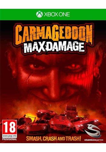 Carmageddon: Max Damage - Xbox One