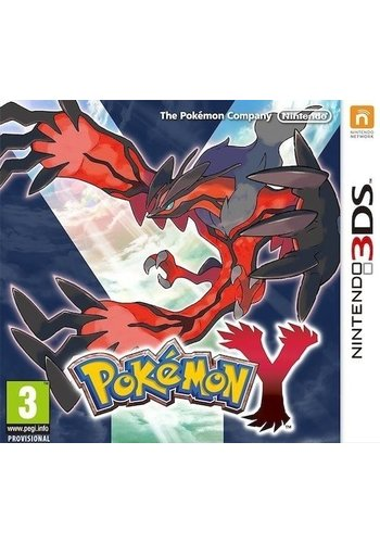Pokemon Y - Nintendo 3DS