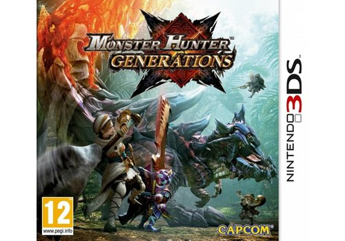 Monster Hunter: Generations - Nintendo 3DS