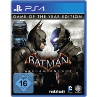 Batman: Arkham Knight Game of the Year Edition - Playstation 4