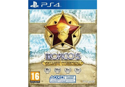 Tropico 5: Complete Collection - Playstation 4