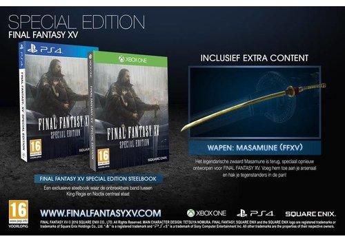 Final Fantasy XV Special Edition - Xbox One