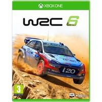 WRC: FIA World Rally Championship 6 - Xbox One