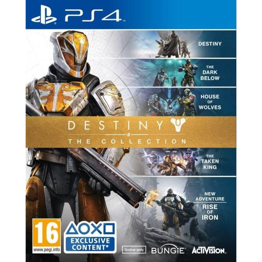 Destiny: The Collection - Playstation 4