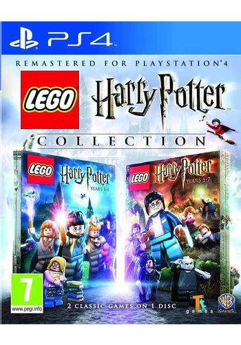 LEGO Harry Potter: Years 1-7 Collection - Playstation 4