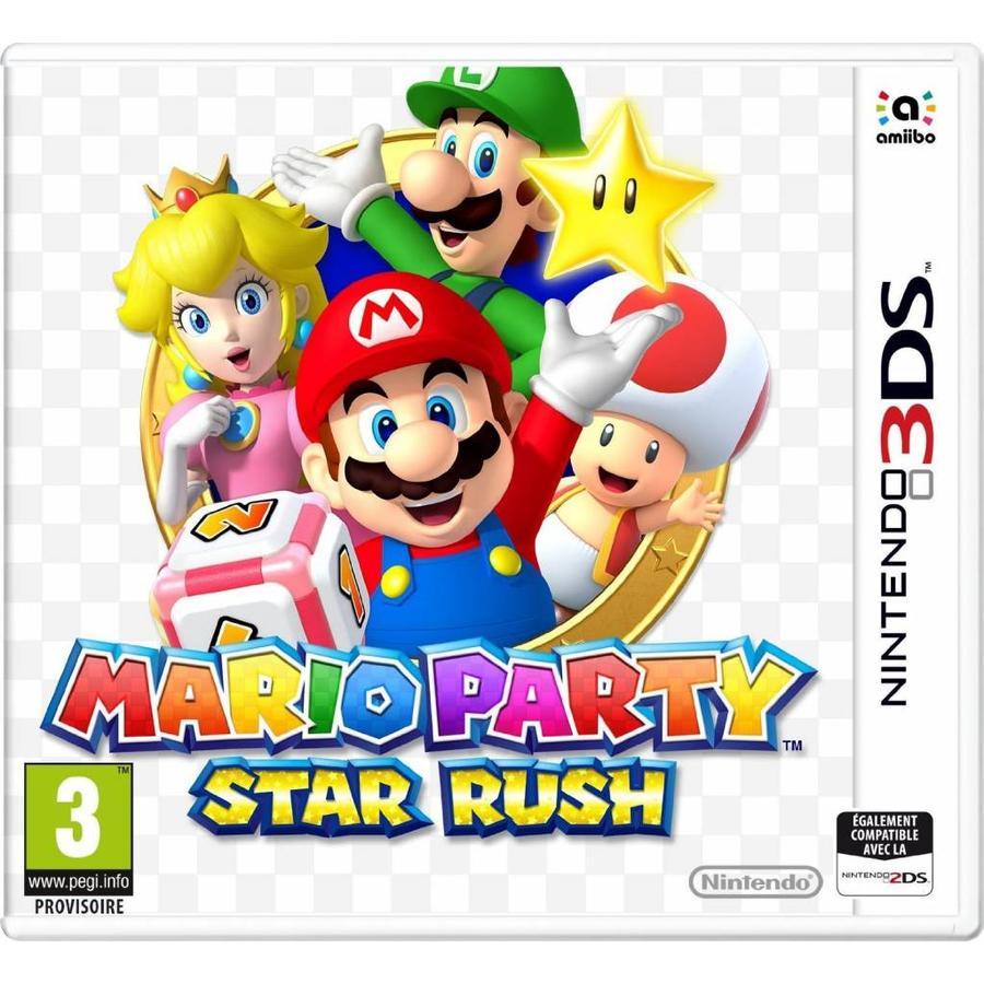Mario Party: Star Rush - Nintendo 3DS