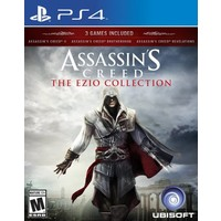 Assassins Creed: The Ezio Collection - Playstation 4