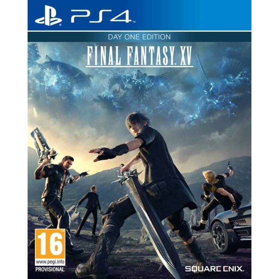 Final Fantasy XV - Day One Edition - Playstation 4