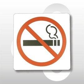 No smoking 114*114 mm