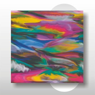 Geschenkpapier Colours 50 cm 200 mtr