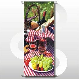 Banner Picnic 75 x 180 cm