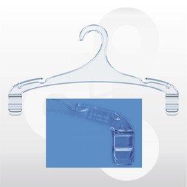 Transparant Lingeriehanger 27 cm