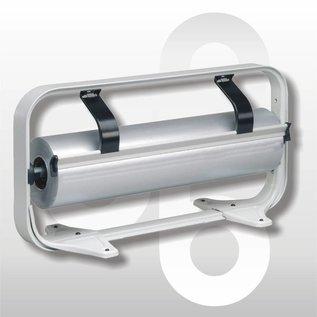Folierolhouder 30 cm met kartelmes