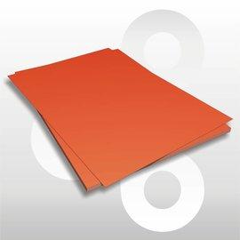 Etalagekarton fluor-rood 48x68 cm