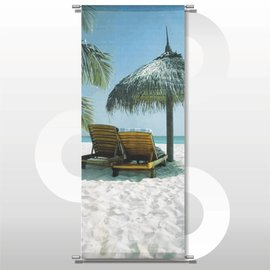 Banner Barbados 75 x 180 cm