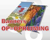 OP=OPRUIMING Banners