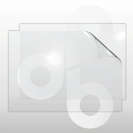 Folie 100 x 140 cm helder glanzend