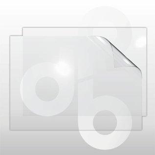 Folie 70 x 100 cm helder glanzend