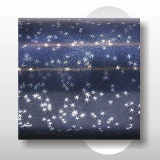 Kerst papier 50 cm breed 100 mtr rol