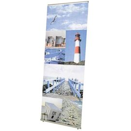 Quick Banner Telescopisch 1000 x 2300 mm