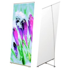 Banner Systeem Formaat 800 x 2000 mm