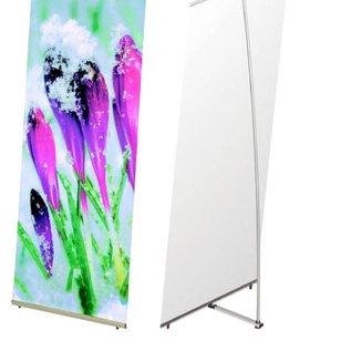 Banner Systeem Formaat 800 x 2000 mm