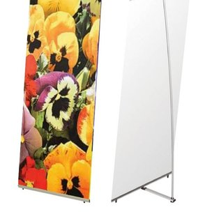 Banner Systeem Formaat 500 x 2000 mm