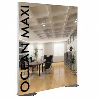 Maxi frame dubbelzijdig 45 mm 3000 x 1500 mm