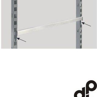 Draagbalk houders RVS diepte 35 mm