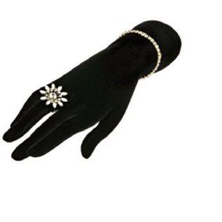 Flexibele juwelier hand 30 cm