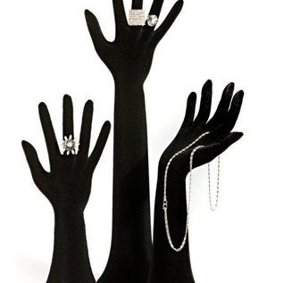 Flexibele juwelier hand links 30 cm