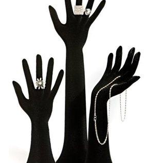 Flexibele juwelier hand rechts